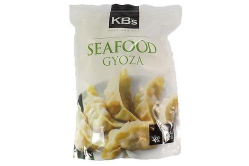 KB's Seafood Gyoza 1kg Frozen Seafood Dumpling