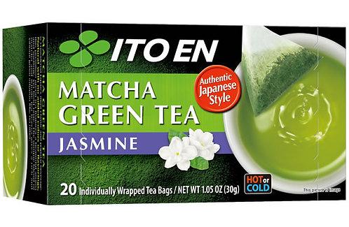 ITOEN Green Tea Jasmine (20 pcs)