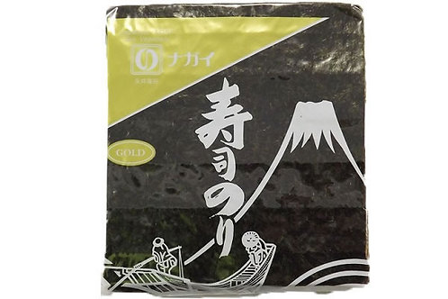 NAGAI Nori New Gold 50S Roasted Seaweed