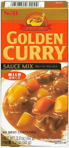 SB Golden Curry Mild 92g