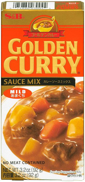 SB Golden Curry 92g