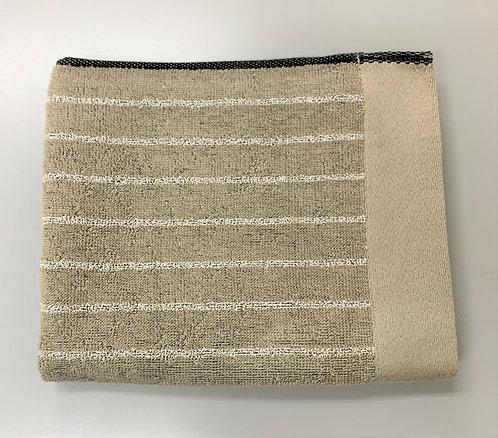 Imabari MURAKAMI Washi Wash Towel (Stripe)