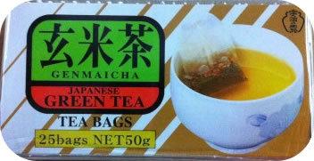 UJI Genmaicha Tea Bag 20pc