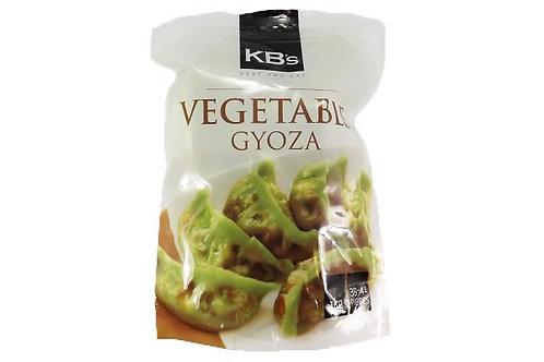 KB's Vegetable Gyoza 1kg Frozen Vegetable Dumpling
