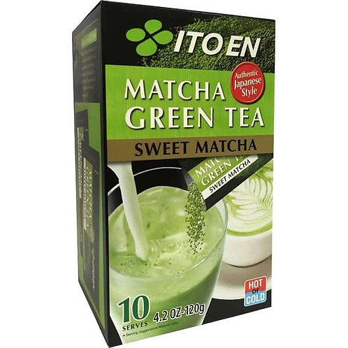 ITOEN Sweet Matcha 120g Matcha Green Tea10pc