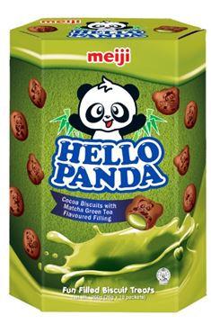 Hello Panda L Green Tea 260g
