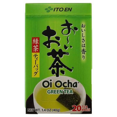 ITOEN Ooiocha Green Tea 20pc