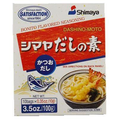 SHIMAYA Dashi no Moto 100g