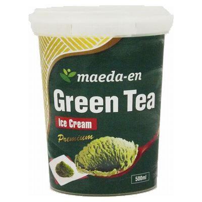 Green Tea Ice Cream 500ml