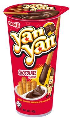 MEIJI Yan Yan Choco 50g