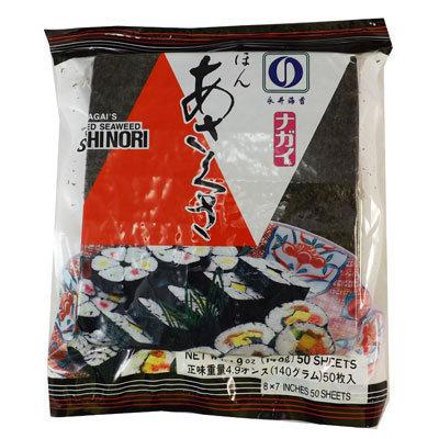 NAGAI Asakusa 50S Nori Roasted Seaweed