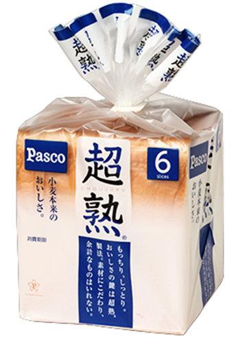 PASCO Chojuku Shokupan 374g