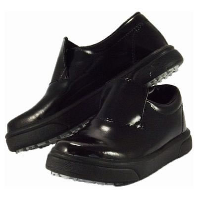 ASAHI Kutsu King Kitchen Shoes Black