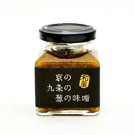 KOTO KYOTO Kyo no Kujo Negi no Awase Miso Wafu 85g