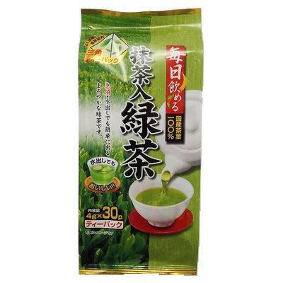 Green Tea with Matcha 120g 4g x 30pc