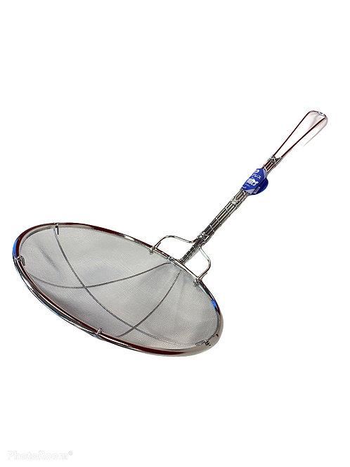 Kasuage Ami Teami 15cm Stainless Oil Skimmer Round