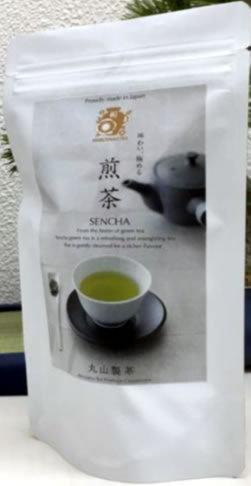 MARUYAMA Sencha Green 100g Green Tea Midori