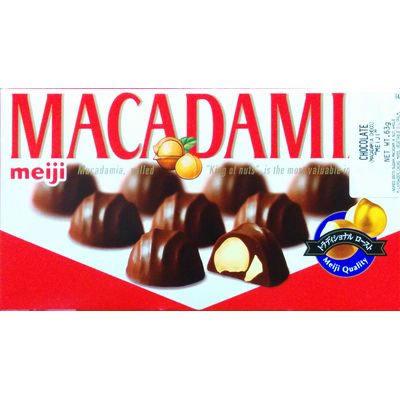 MEIJI Macadamia Choc 64g