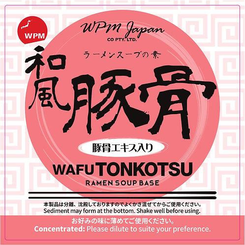 WPM Wafu Tonkotsu Soup 1kg