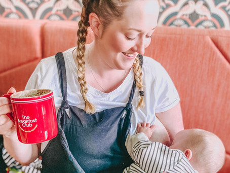 Breastfeeding and Me