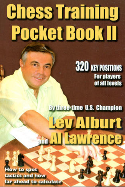 Chess Training Pockel Book II: 320 Key Positions for Players of all levels