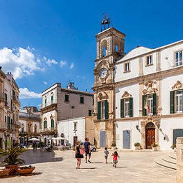 Discover Puglia Tour - September 25 to October 1, 2022 (deposit)