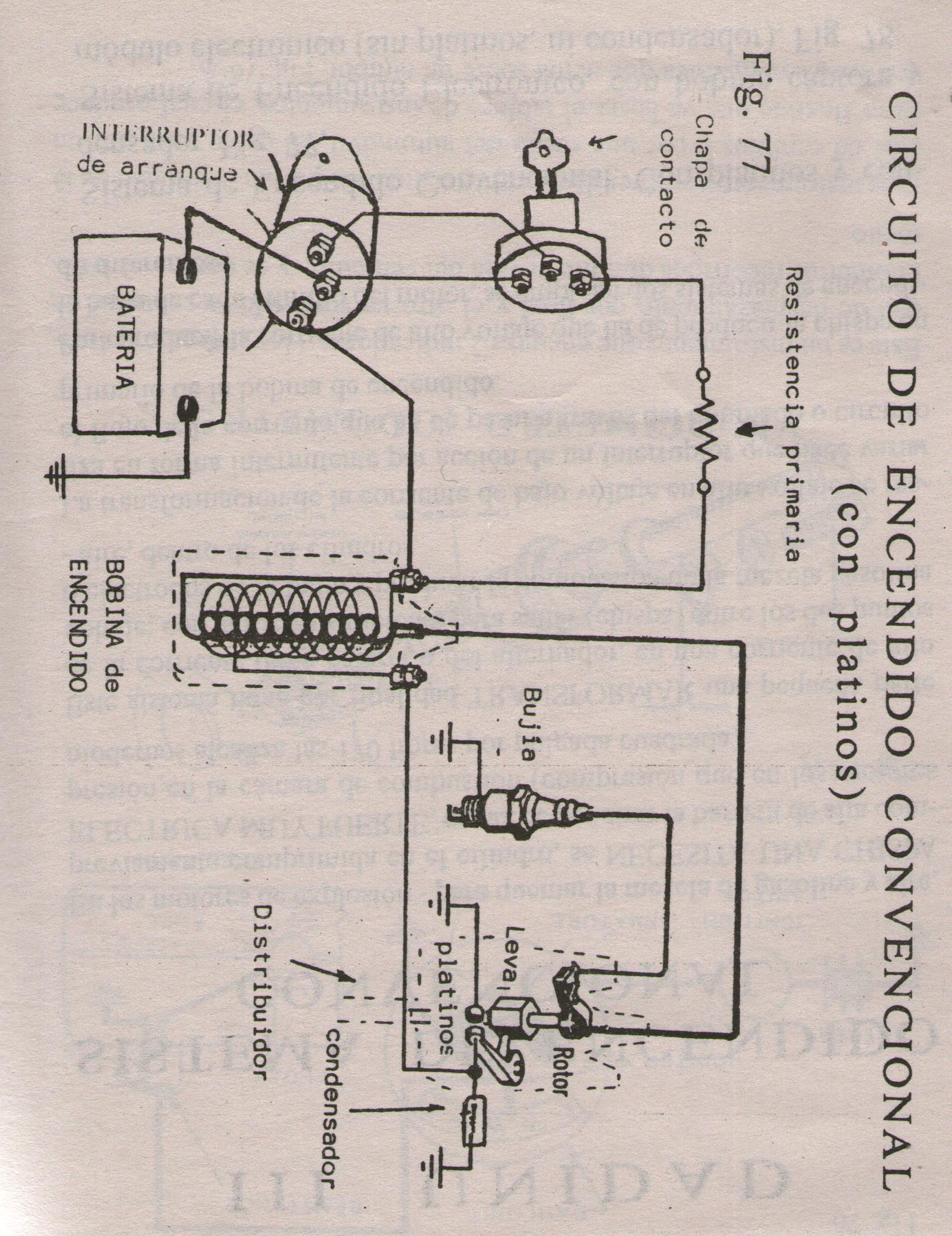 Sistema de luces y controles auxiliares