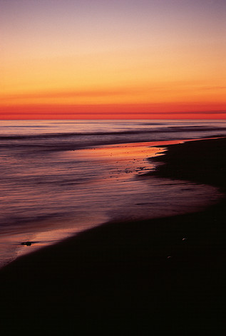 Sunset, Encinitas California