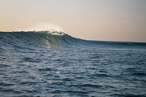 Wave, Indonesia 18 x 24 Archival Print