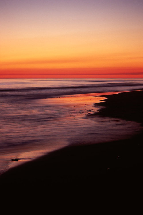 Sunset, Encinitas California 18 x 24 Archival Print