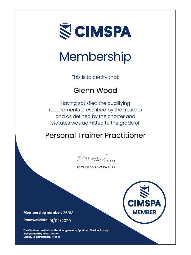 CIMSPA Membership