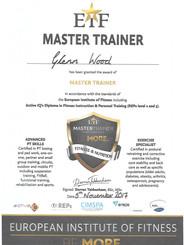 Master Trainer