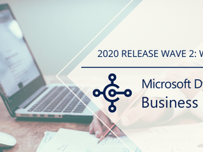 Business Central: What's New In Wave 2 Release?
