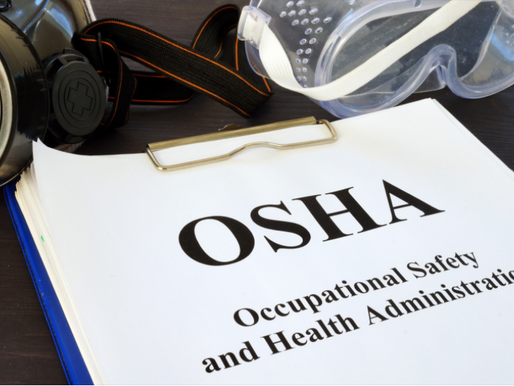 OSHA Announces Top 10 Violations for Fiscal Year 2020