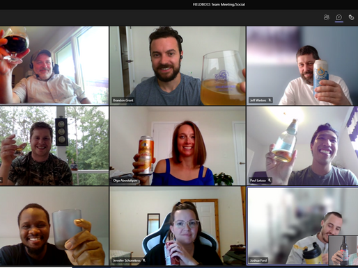 """Say """"Cheers"""" to the Consulting Team!"""