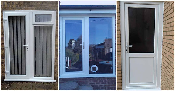 upvc double glazed doors to order now with a no obligation quote