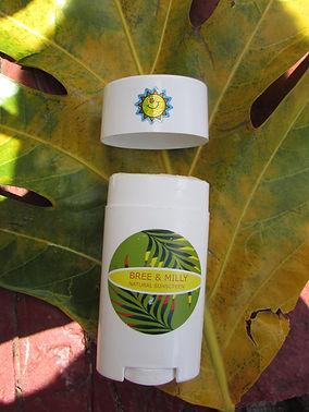 Natural Sunsreen