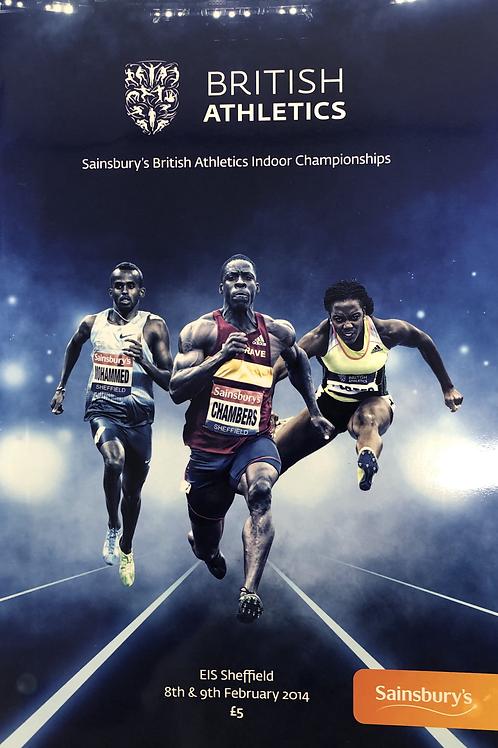 Sainsbury's British Indoor Athletics Championships