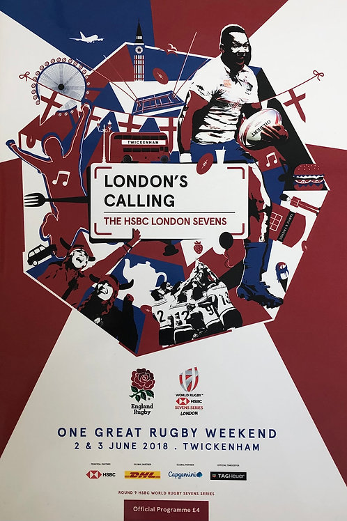 London Sevens 2018