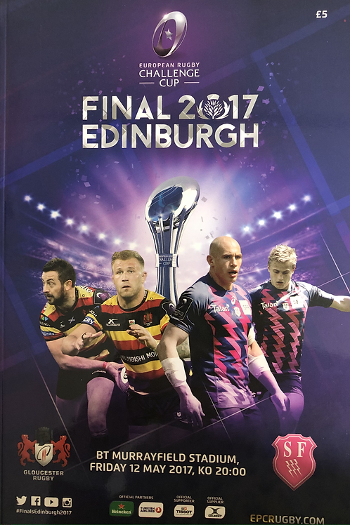 European Rugby Challenge Cup Final 2017