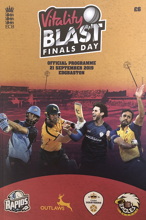 Vitality Blast Finals Day 2019