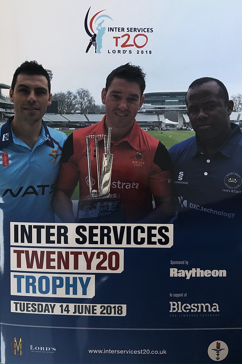 Inter Services T20 Trophy 2018