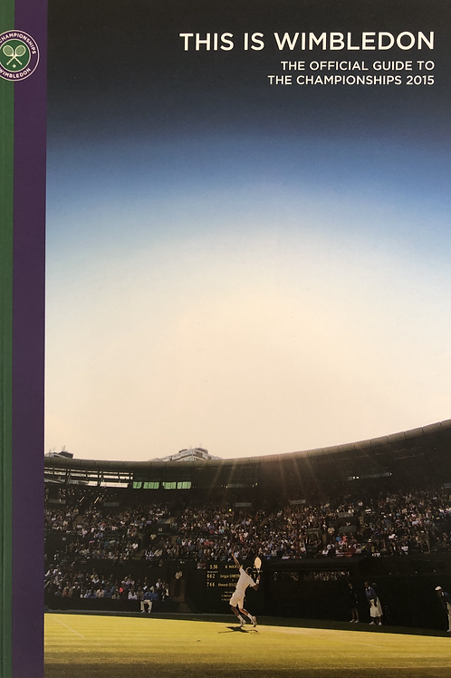 This Is Wimbledon 2015
