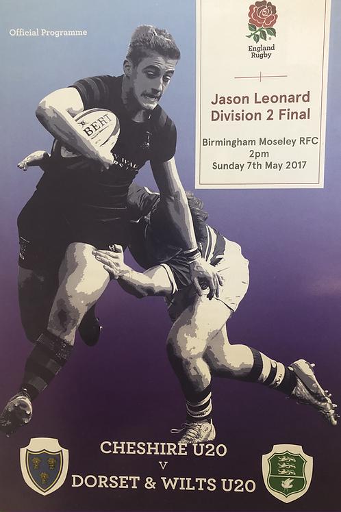 Jason Leonard Division 2 Final