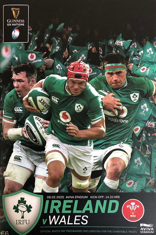 Ireland v Wales 08.02.2020