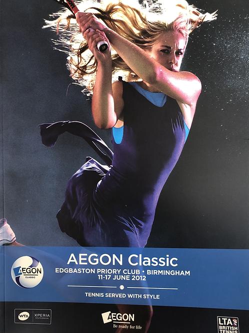 Aegon Classic 2012