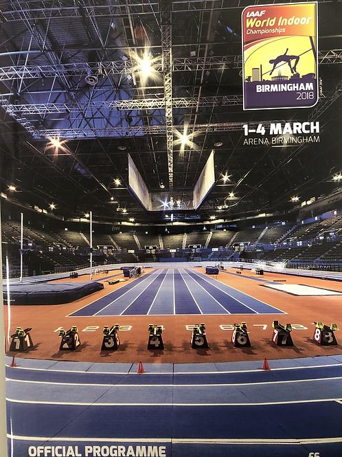 IAAF World Indoor Championships 2018