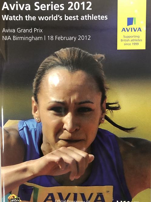 Aviva Grand Prix 2012