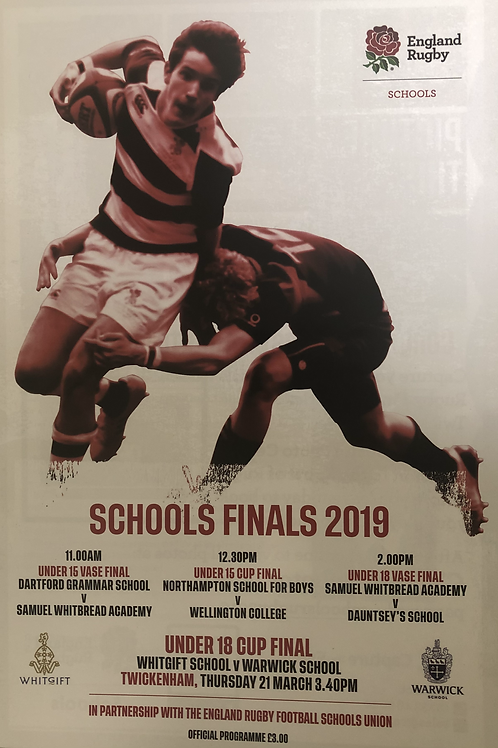 Schools Finals 2019