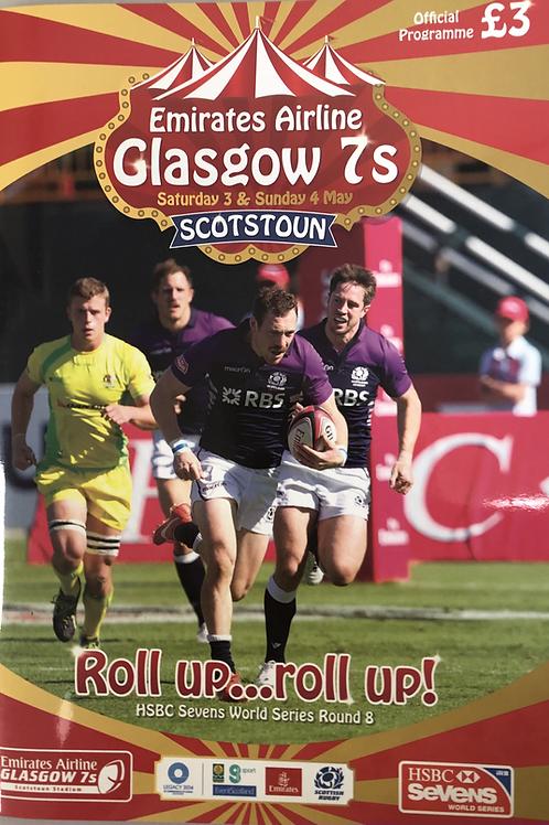 Glasgow Sevens 2014